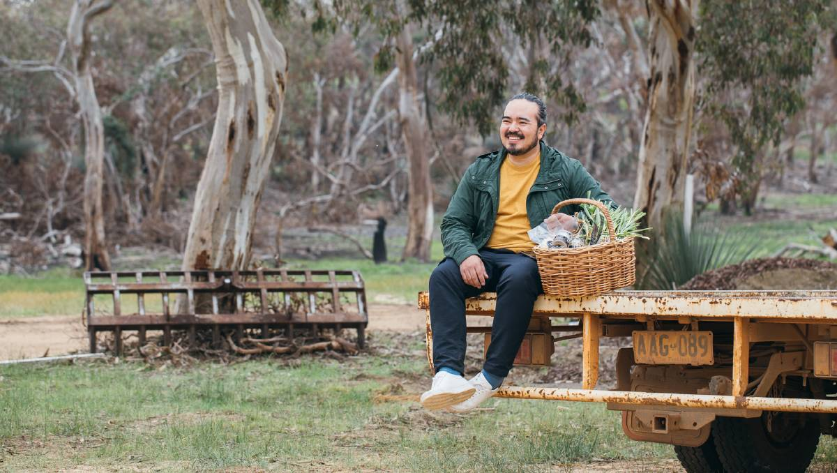 Few places have been more affected than regional Australia, says Adam Liaw. Picture: Supplied