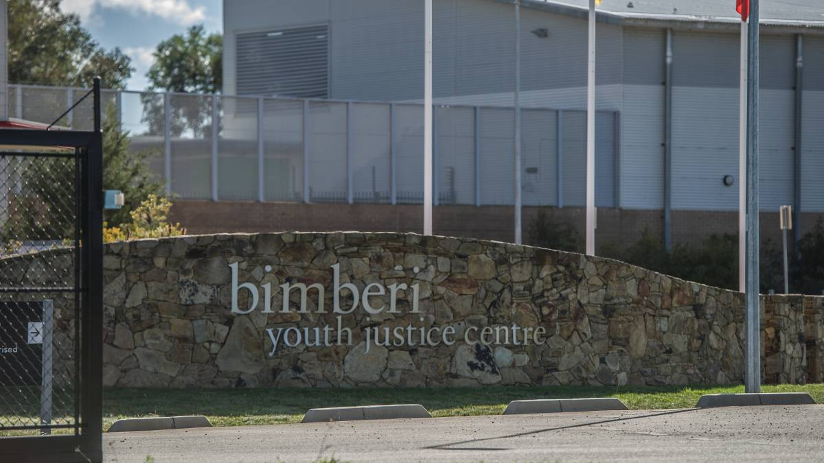 Bimberi Youth Justice Centre, where the ACT detains young people convicted of crimes. Photo by Karleen Minney