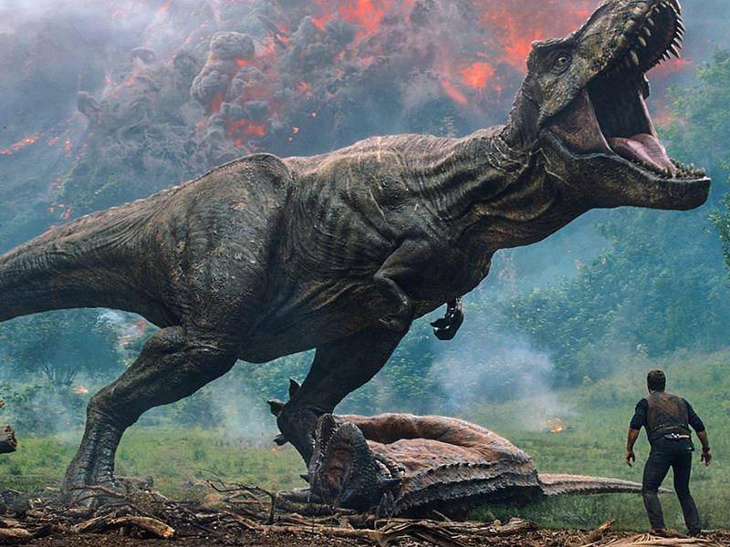 Universal Pictures has put a hold on filiming Jurassic World after coronavirus cases on the UK set.