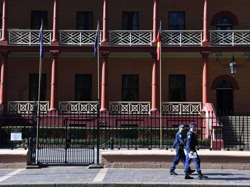 A bill has been passed in NSW forbidding officials accepting commissions from property developers.