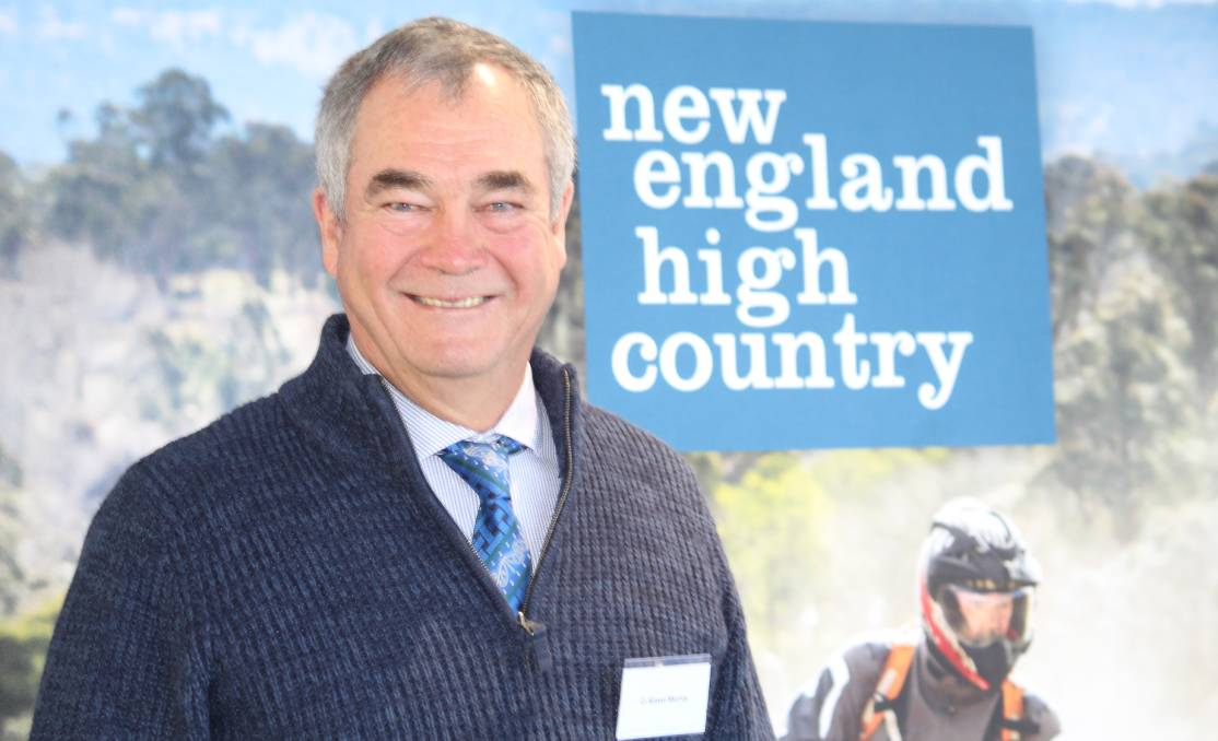FUN: Last year, Armidale Mayor Simon Murray thought the New England Festival was a better name to represent the New England region.